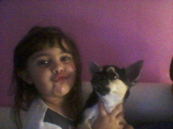 ma sr et mon chien chico