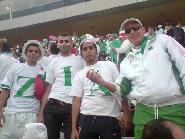 egipte vs algéria