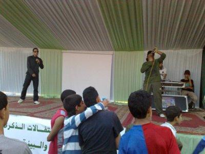 commissaire et akro sur scéne à hay el fath!!!!!!!!!!!!!!!!!!