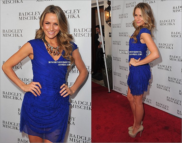----------------------------------------------------------------------------------------------------------------------02.03.2011  / Shantel Vansanten at The Opening of the new Badgley Mischka flagship store in Beverly Hills----------------------------------------------------------------------------------------------------------------------
