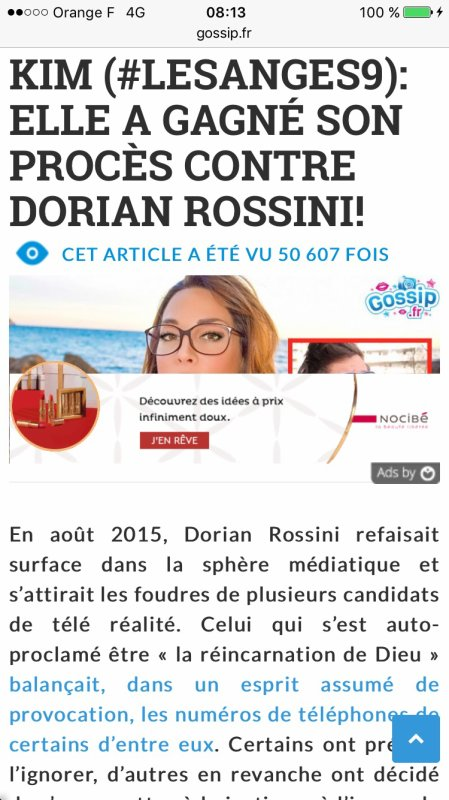 Soutenez Moi mes creations prenez ma Défense vous êtes deja tres nombreux sur snap a me défendre snap ( Dorian-Rossini