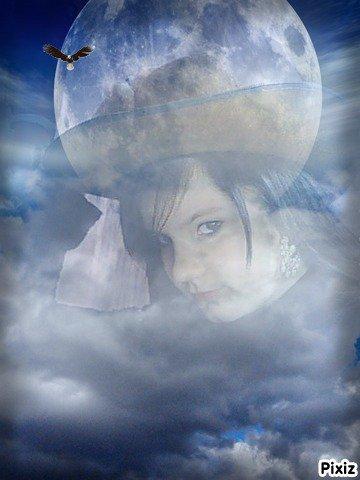 moi et mon bo chapeau de manouche