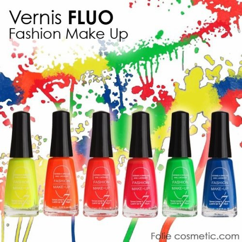 Vernis a Ongle [Pastel♥,Fluo♥ and Craqellée♥]