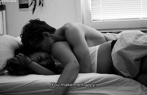 Je crois tu te rends pas compte comme je t'aime démesurément. Tu fais désormais partie de moi, moi sans toi ce n'est plus moi, je ne suis pas entière tu es cette partie de moi qui me manquais. Tu me complète et me comble parfaitement je ne pouvais pas rêver mieux. Mes seules préoccupations avec toi, c'est juste de te rendre heureux, te voir heureux te faire rire, te voir sourire c'est juste magique. T'es un amour, t'es mon amour à moi, je t'aime.