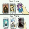 your phone vs my phone