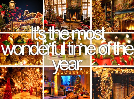 It's December