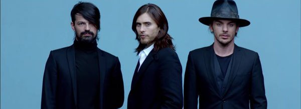 30 Seconds To Mars - Concerts
