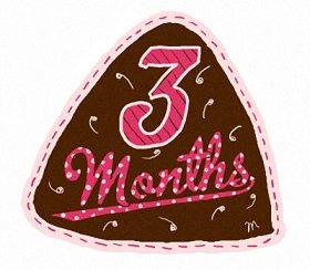 Bilan 3 mois.