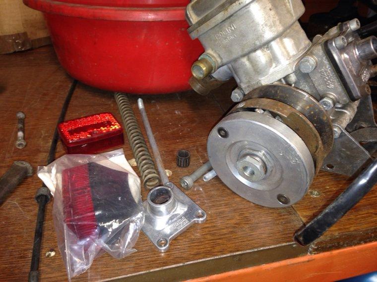 A vendre moteur Polini