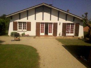 ma maison avec le soleil :)