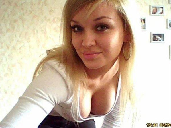 marlene en blonde