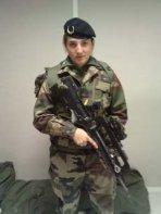 Ma passion : l'armée !
