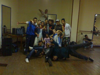 i love my friends bboys .......................peace