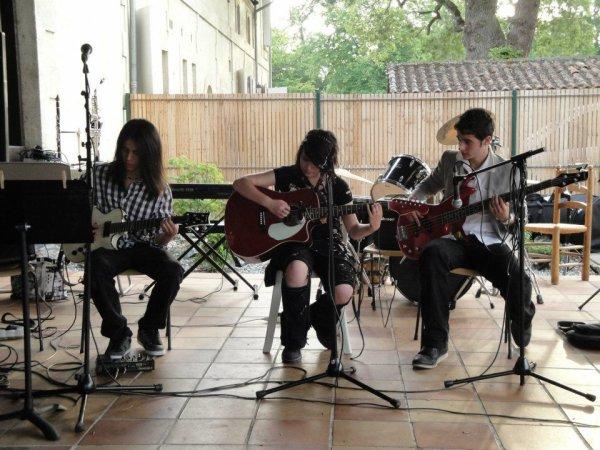 La guitare, la musique, ma vie <3