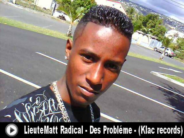 Radical / LieuteMatt Radical - Des Probléme - (Klac records) (2013)