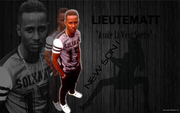 LIEUTEMATT - Asoir Li Veut Sortie (Klac Records) (2015)