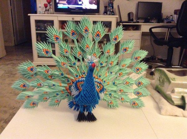 la pièce maîtresse de l origami 3D Modulaire