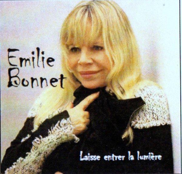 EMILIE BONNET EN TOURNEE DANS TOUTE LA FRANCE