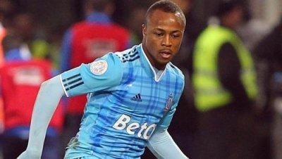 A. Ayew retrouve l'Olympique de Marseille