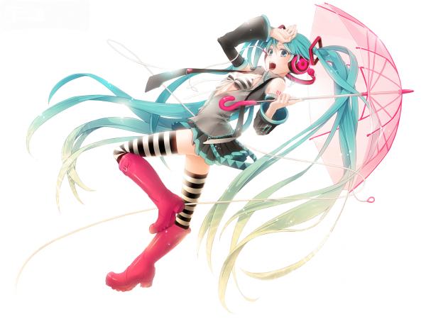 • Vocaloid • Hatsune Miku •