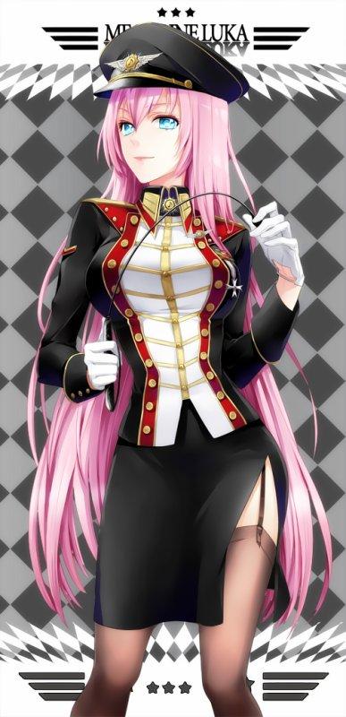 • Vocaloid • Megurine Luka •