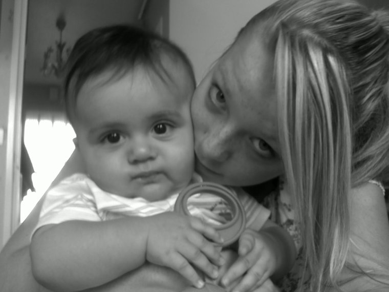 Mon filleul je l'aime♥