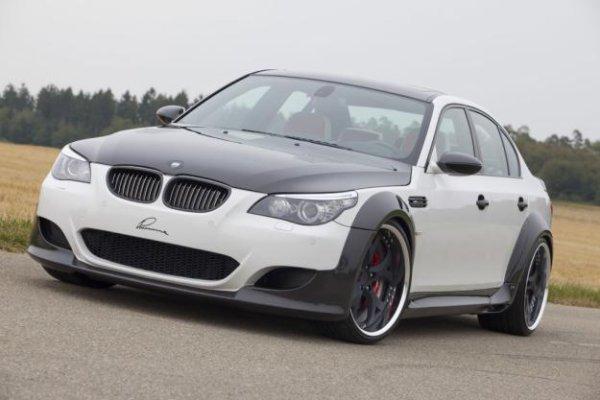 Prestige : BMW M5