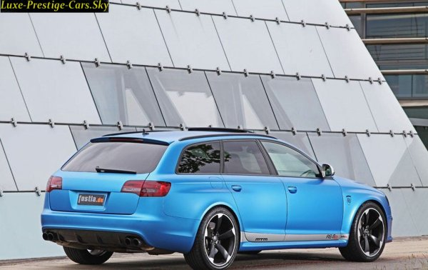Audi RS6 R Break