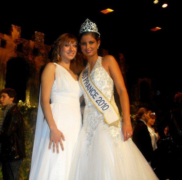 l'important c'est d'avoir participé =) élection Miss Lorraine 2010