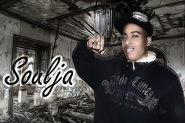 Mc Soulja- iNtro >< album bladi blad ><