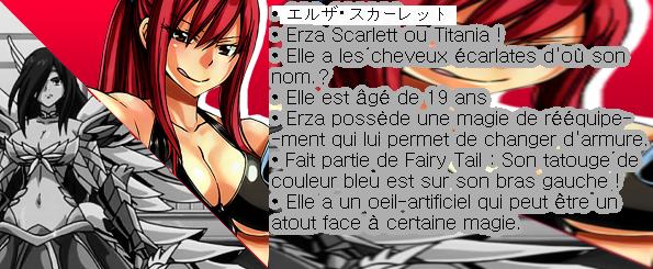 L'équipe la plus forte de Fairy Tail ! :D
