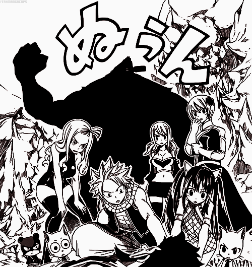 Fairy Tail : Scan 307 ! ♥