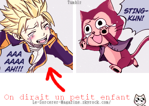 → Scan 322 de Fairy Tail ←