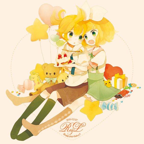 ♥(Cosplay)Rin Kagamine et Len Kagamine♥