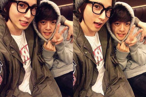 Ohhh Kiseop a revut DongHo!!!!♥.♥