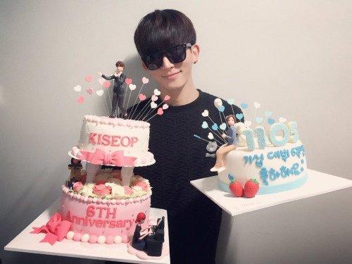 Moi aussi j'veux du gâteau *^*