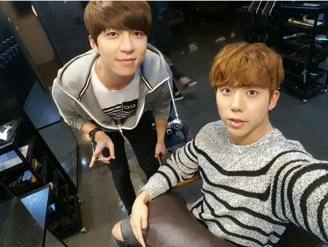 Hoon & Soohyun ♥ [U-KISS]