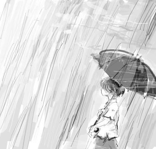 La pire sensation, c'est probablement d'être oublié par quelqu'un que l'on n'oubliera jamais.