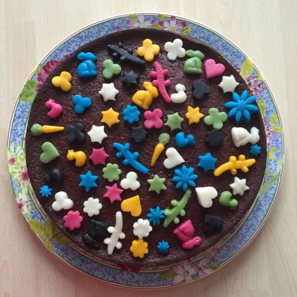 Gâteau de Pâques...