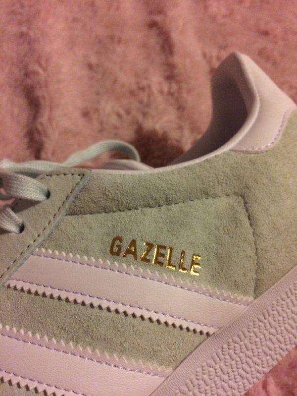 Adidas gazelle.