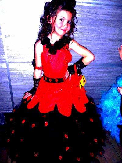 Concours Miss Idole le 19/02/11 à Somain