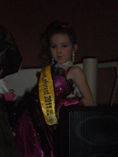 Miss Leforest le 26/02/11 à Leforest
