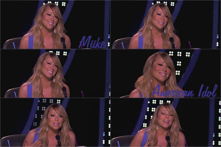 • Mariah Carey - American Idol 2013 ♥