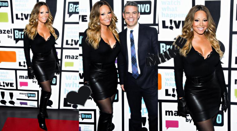 • Mariah Carey - Watch What Happens (22 Decembre 2013)  ♥