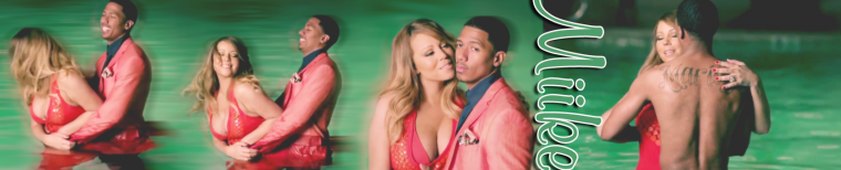 "• Mariah & Nick ""EBONY cover"" 2014 ♥"
