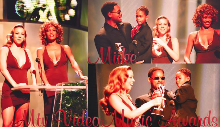 ● Mariah Carey & Whitney Houston - MTV Video music awards 1998 ●