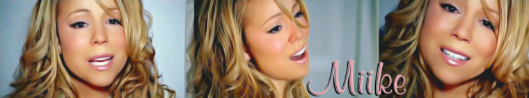 Mariah Carey - We Belong Togheter (2005) ♥