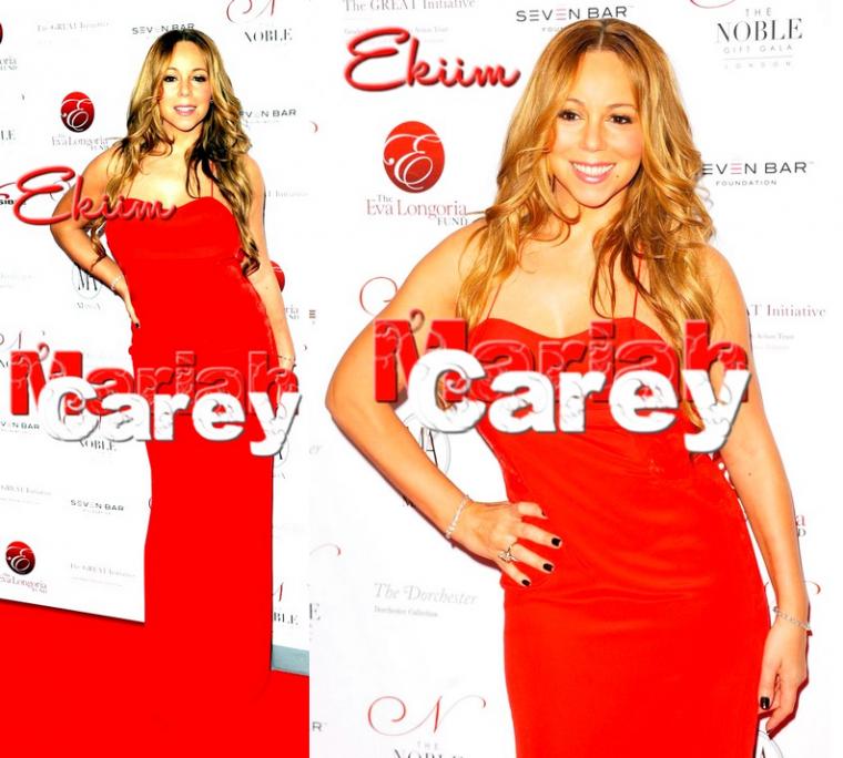 ● Mariah Carey - Gift Gala (2011) ♥