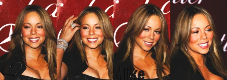 ● Mariah Carey - Palm Springs Film Festival Awards Gala 2010 ♥