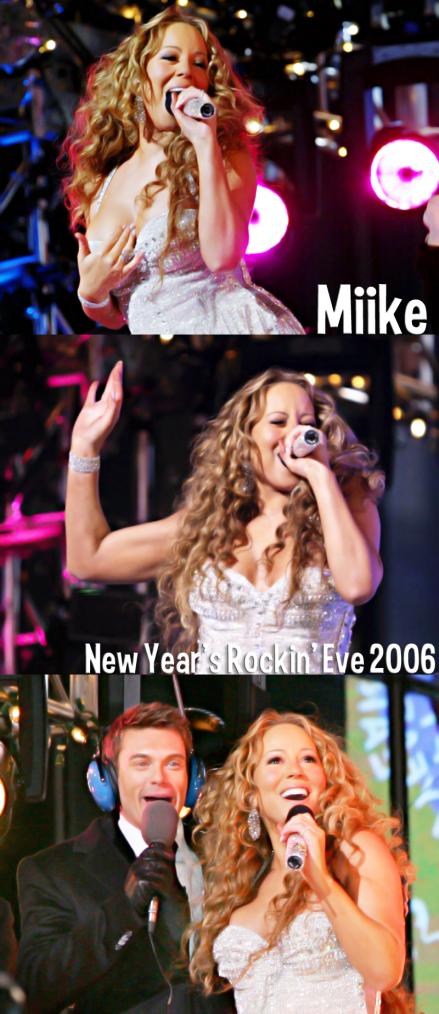 • Mariah Carey - New Year's Rockin' Eve 2006 ♥